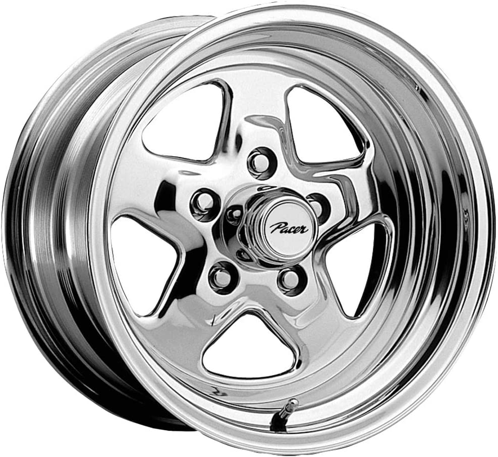 Qty of 1 AMERICAN RACING AR23 Rim 15X10 5x5.5 Offset 44 Machinedw//Clearcoat