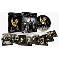 Ip Man BLU RAY Edición Especial Numeraday Limitada con Funda y 8 Postales 2008 (Yi dai zong shi Ye Wen) (The Legend of…
