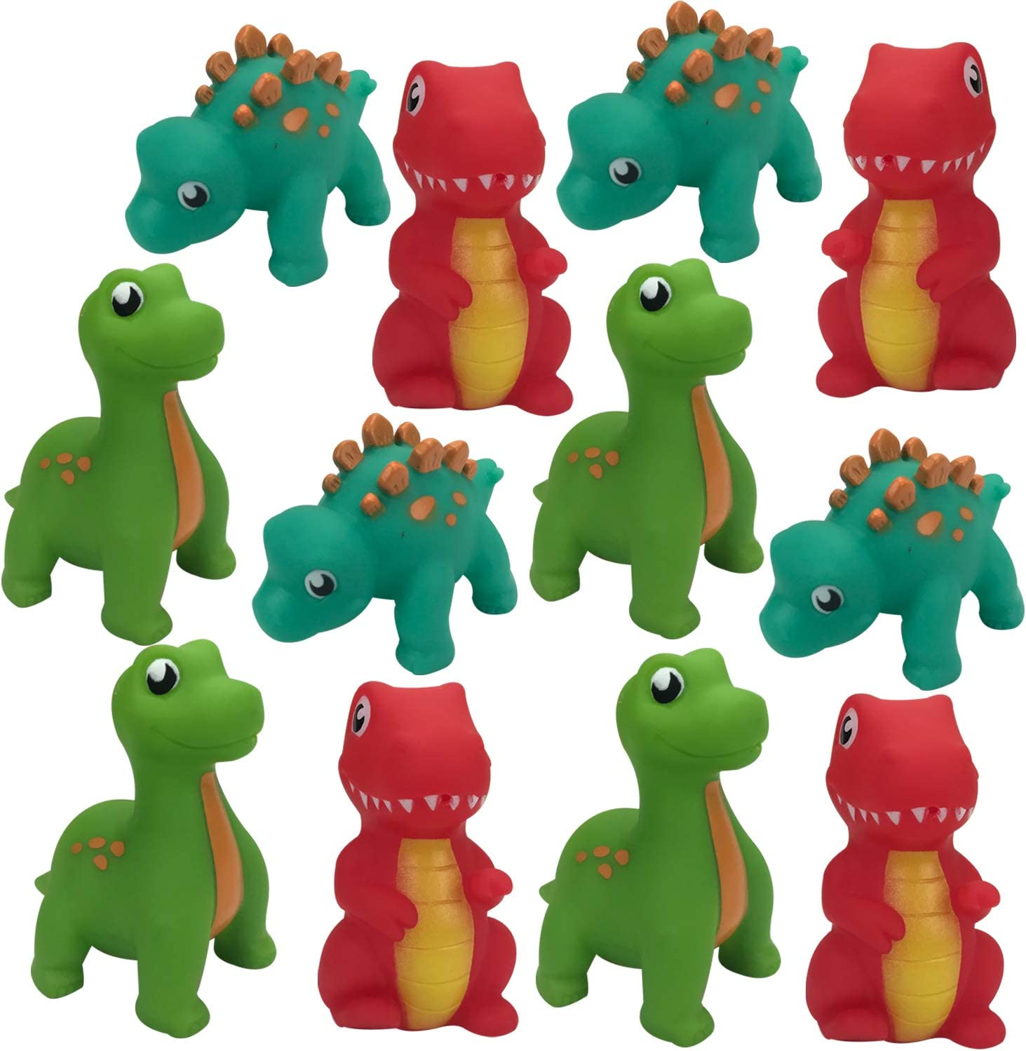 Unicorn Water Squirting Bath Toys Pack of 12 Party Favors Goodie Bag Stuffers Livativ Playko 2 Inch Animal Water Squirter Bath Toys Pack of 12 Animal Shaped Bath Toys for Kids and Toddlers