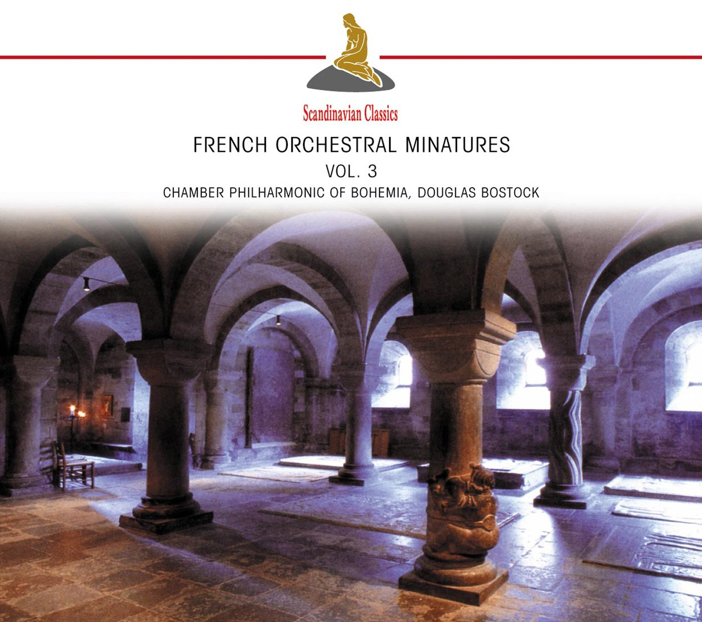 French Orchestral Miniatures 3 by Scandinavian Classics