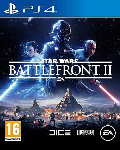 PS4 Star Wars: Battlefront II: Amazon.es: Videojuegos