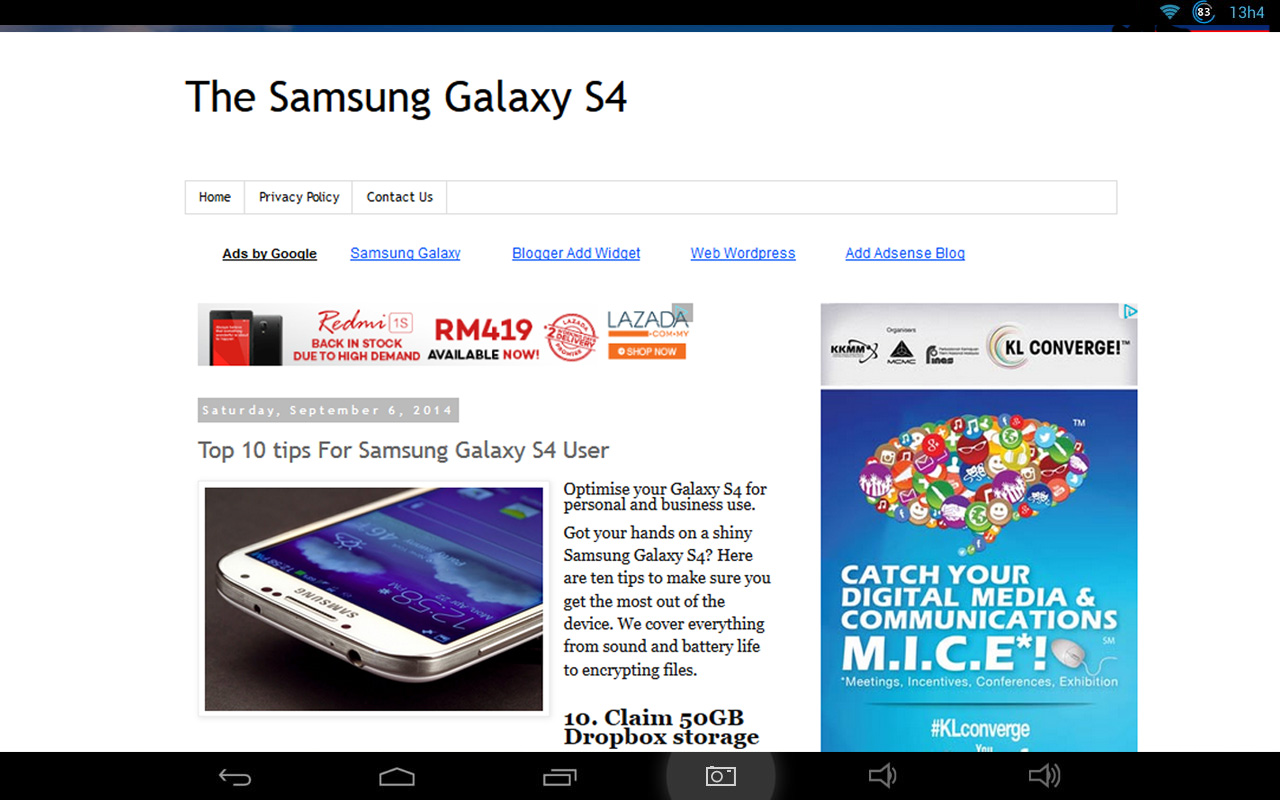 how to download apps on samsung galaxy s4