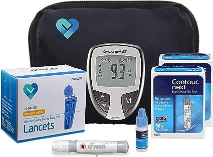 libros de registro de cuidado de la diabetes