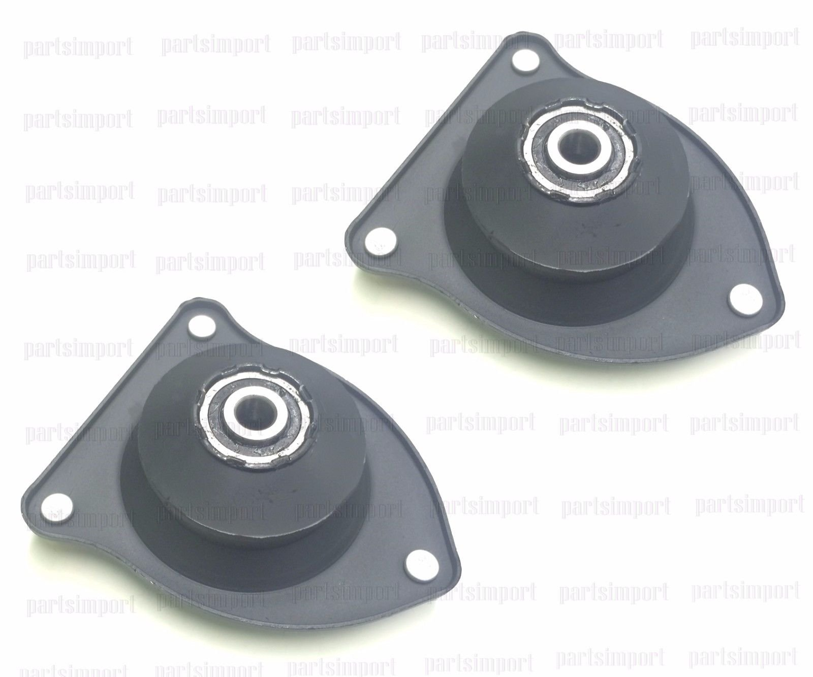 Mini Cooper 02-06 R50 R52 R53 Front Suspension Strut Mounts with Bearings L + R