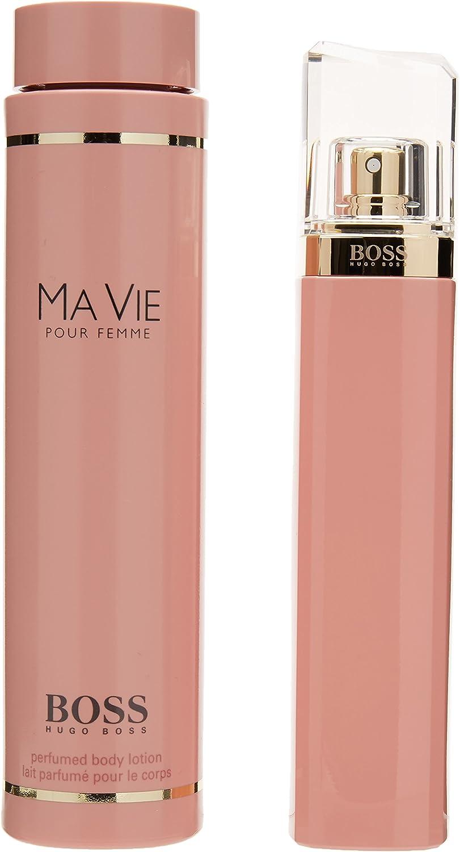 Hugo Boss Ma Vie Eau de Perfumé y Loción - 1 pack: Amazon.es: Belleza