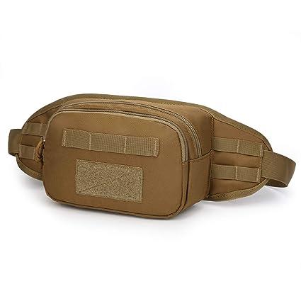 Mardingtop Tactical Riñonera Militar Bolsa de Cintura para ...