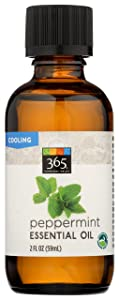 365 Everyday Value, Peppermint Essential Oil, 2 fl oz