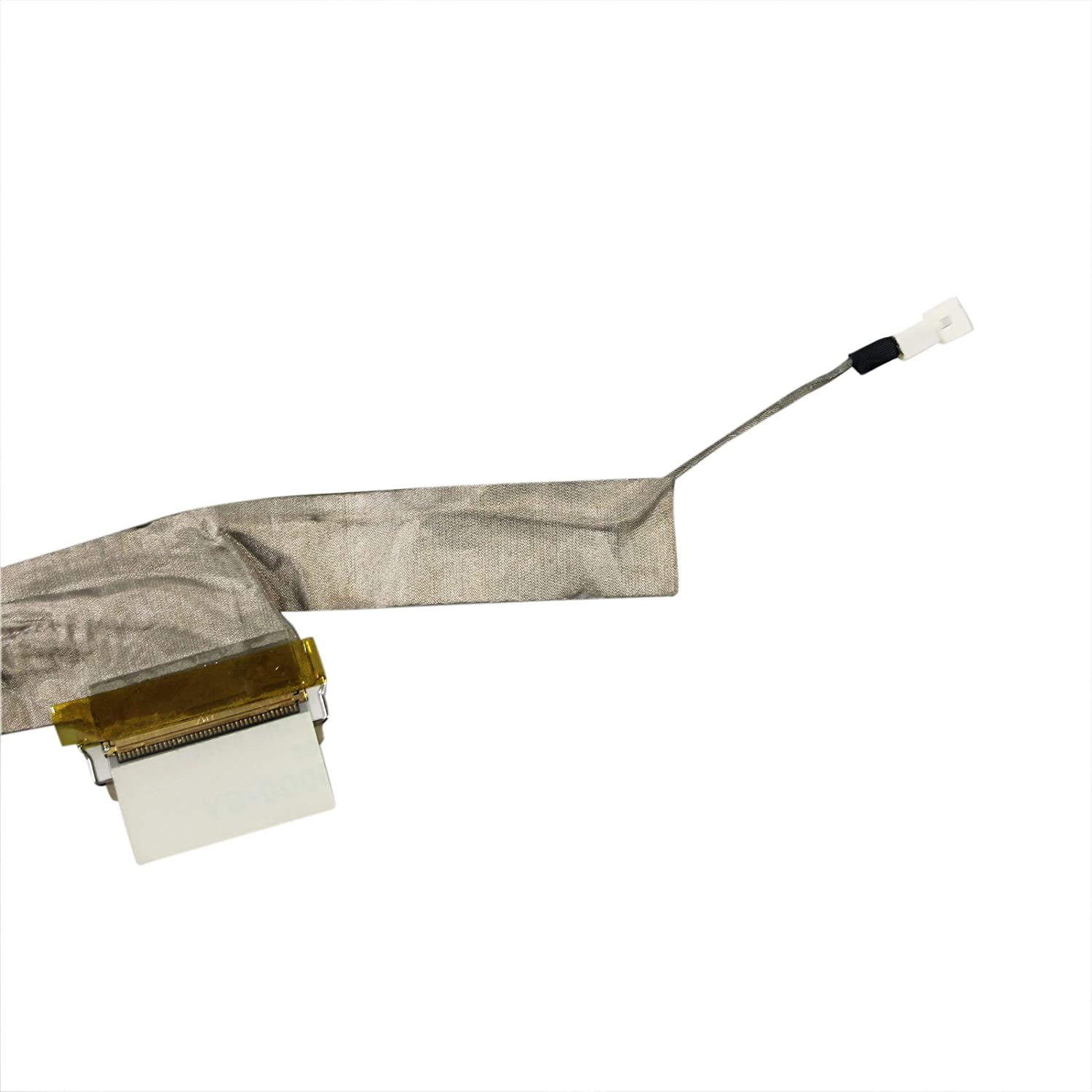Zahara LCD LED LVDS Video Screen Flex Cable Replacement for 50.4SU29.001