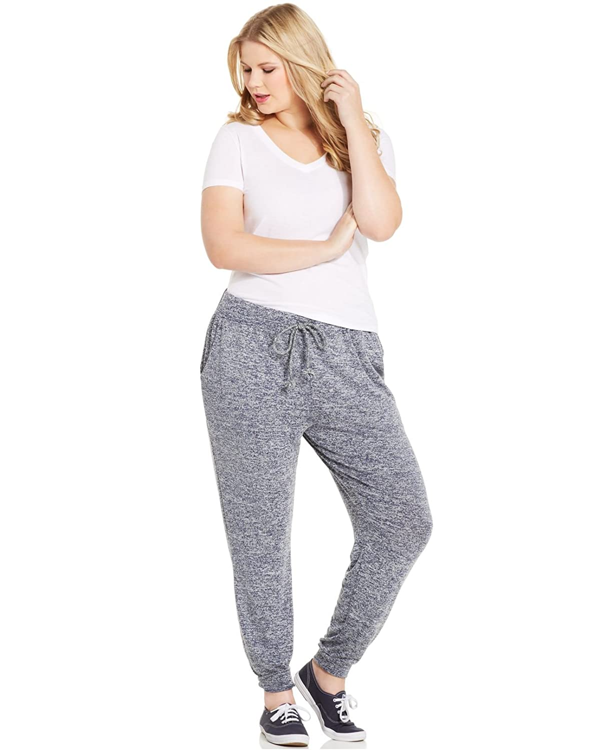 09c5bbd41a9bd Athletic Works Women s French Terry Joggers (1X