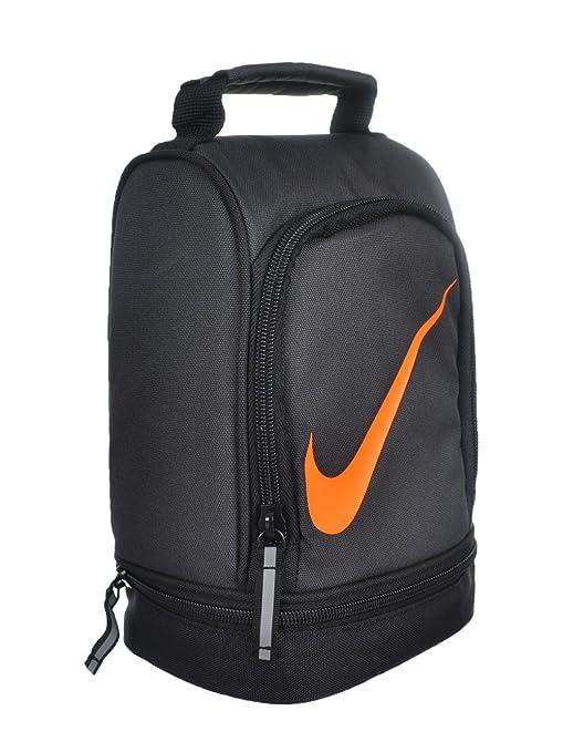 de4c1bd0732c Nike Dome Lunch Tote - Anthracite/Total Orange