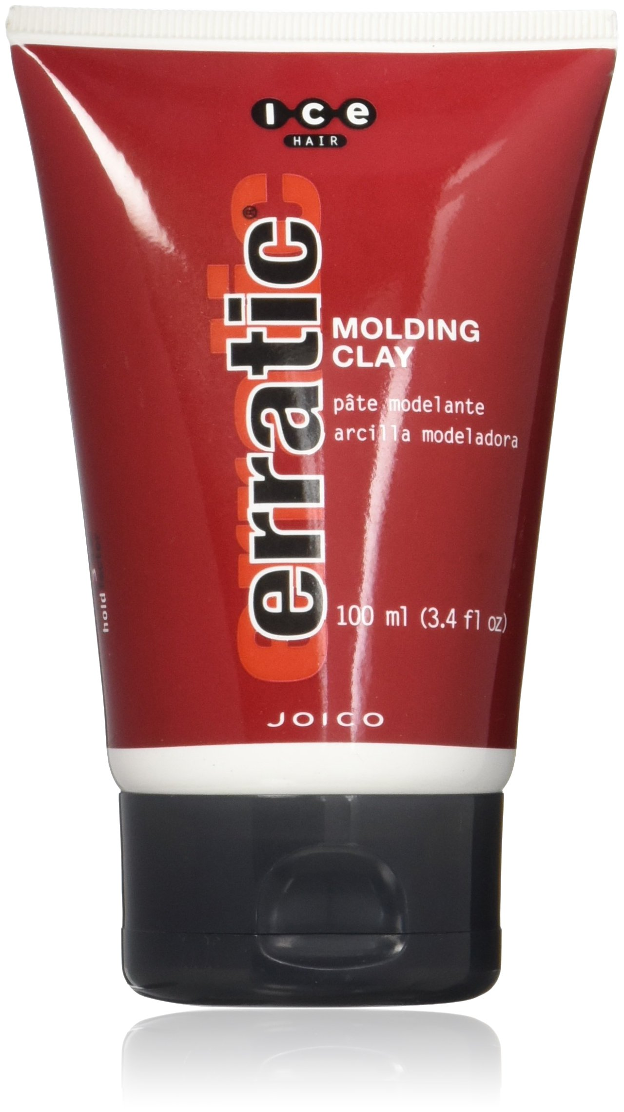Joico Ice Erratic Molding Clay 3.4oz, Pack of 2 by Joico