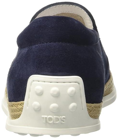 Tod's Xxm0tv0k900re0u820, Sneakers Basses Homme, Multicolore (Galassia/ Naturale/Bia), 43 EU: Amazon.fr: Chaussures et Sacs