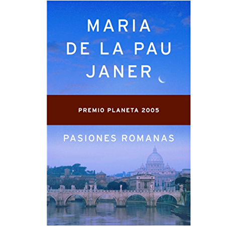 Pasiones romanas eBook: Janer, Maria de la Pau: Amazon.es: Tienda Kindle