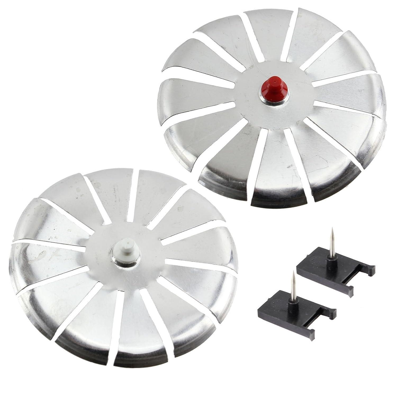 Dimplex Genuine Electric Heater / Fire Flicker Rotor Fan & Pins