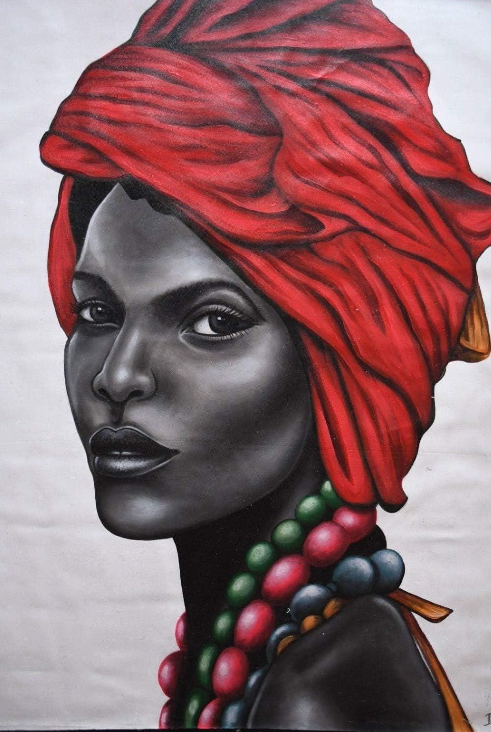 Mujeres Africanas Retratos Tribales Rompecabezas 1000 Piezas Para ...