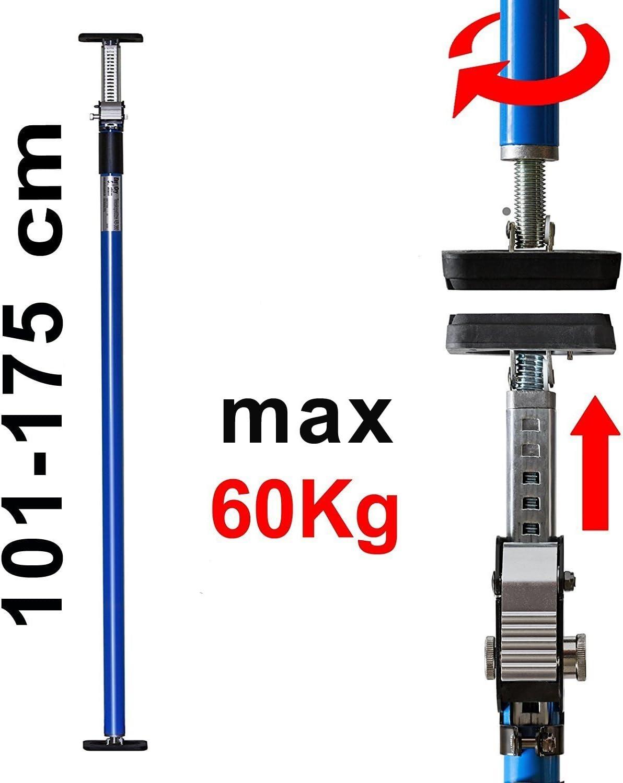 1600-2900 mm, 2 unidades Bessey ST290 Soporte de techo