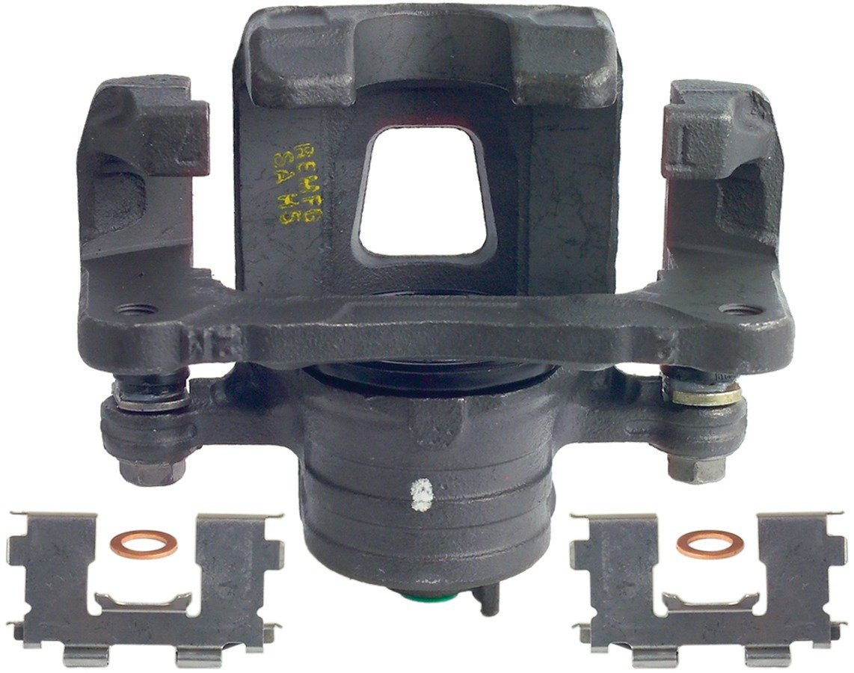 Unloaded Brake Caliper A1 Cardone Cardone 19-B1445 Remanufactured Import Friction Ready