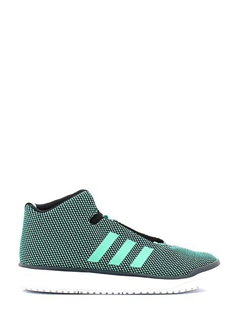 Chaussure Originals Veritas Mid Vert-Blanc B24557. Taille FR=40