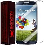 Samsung Galaxy S4 Screen Protector, Skinomi TechSkin Full Coverage Screen Protector for Samsung Galaxy S4 Clear HD Anti-Bubble Film