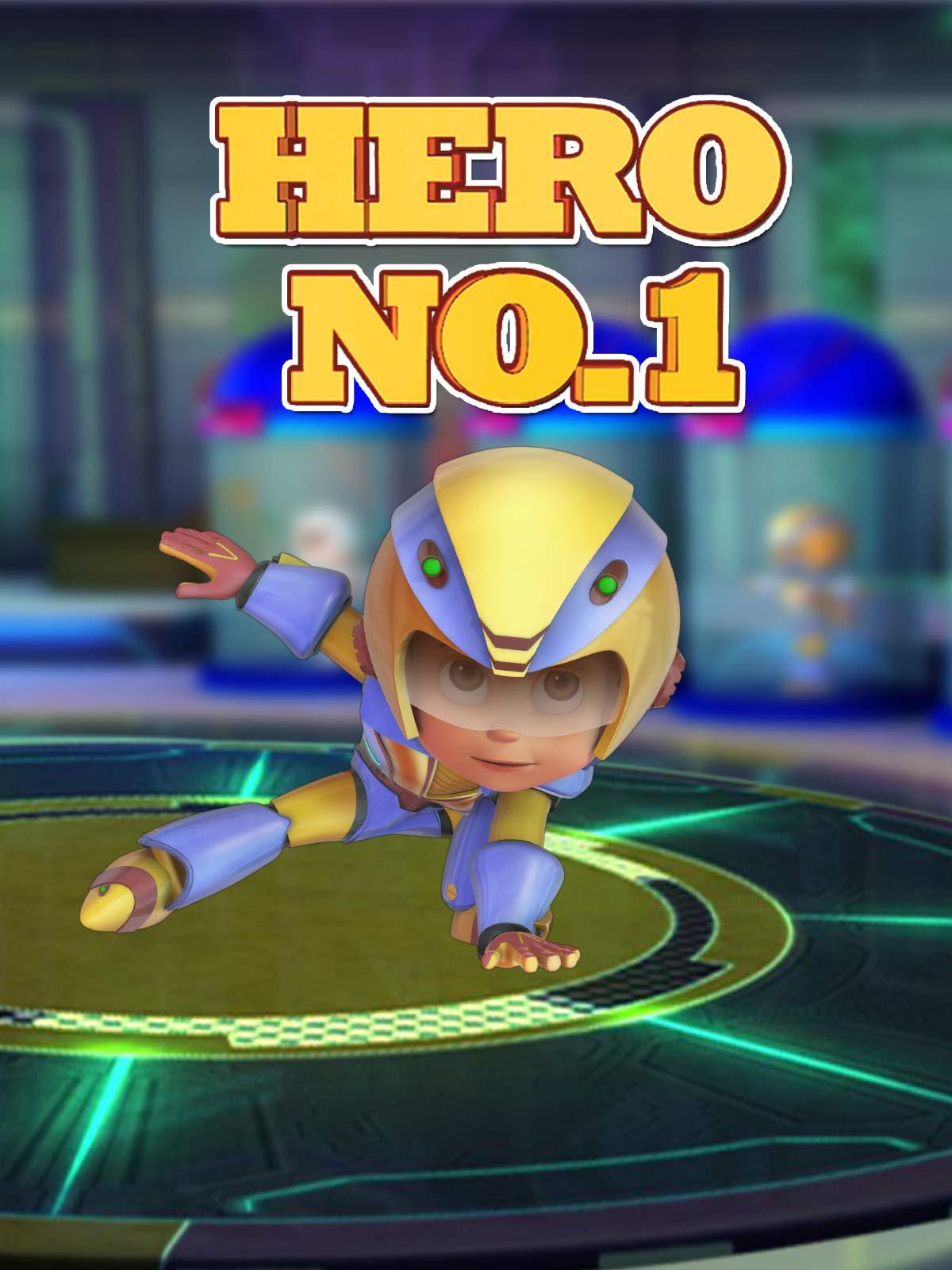 Hero No.01 - Vir: The Robot Boy Movie