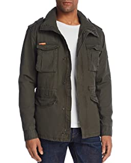 Classic Rookie Military Jacket Midnight XXXL at Amazon Mens ...