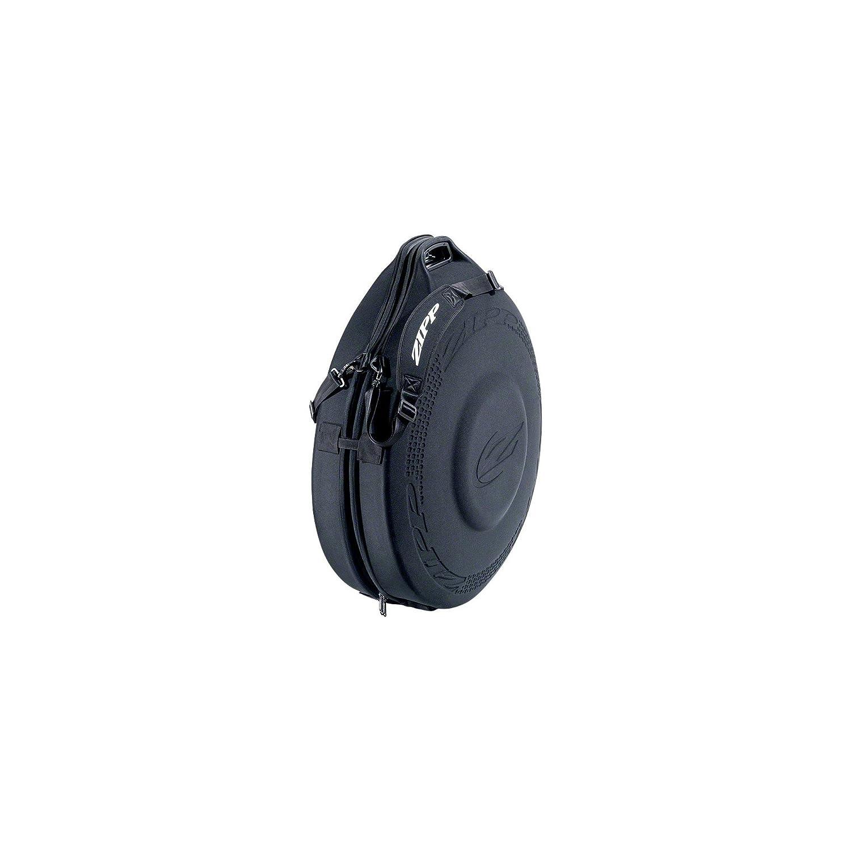 Single Wheel Zipp Connect Wheel Bag Black