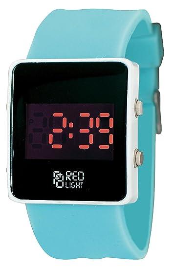Pierre Bonnet - Reloj con caja de metal y pantalla LCD, con ...