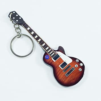 Llaveros en forma de guitarra mod. Exclusivo