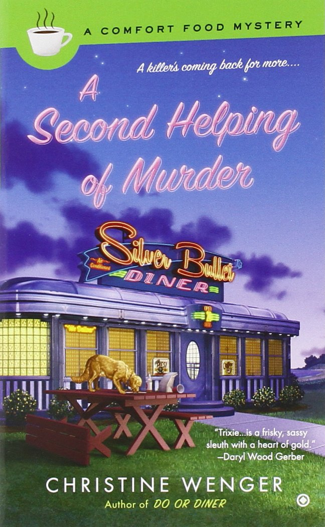 Download A Second Helping of Murder (Comfort Food) pdf
