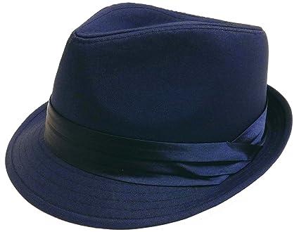 Amazon.com   Fedora Trilby Gangster Fedora Bucket Hat Men Women Cap ... 1502f299a8c4