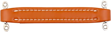 Orange Style Amplifier Handle Black