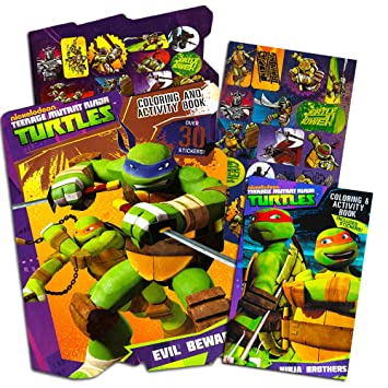 Amazon.com: teenage mutant ninja turtles Juego de para ...