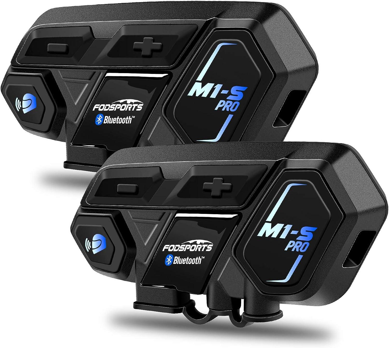Fodsports M1S Pro Bikers Headsets