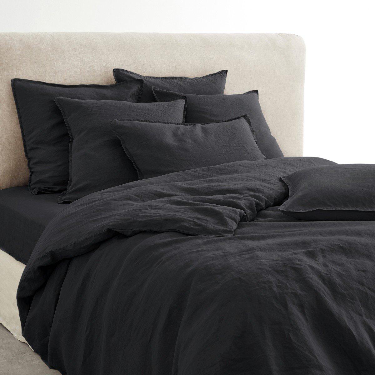 La ROToute Am.PM Mdchen Und Jungen Bettbezug Quotelinaquot, Vorgewaschenes Leinen 260 X 240
