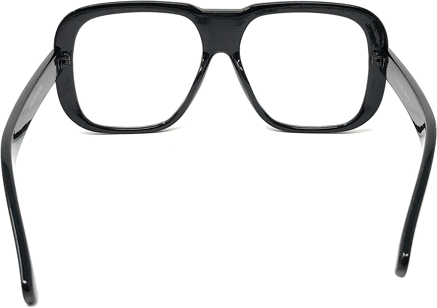 Nerd Glasses Classic Fashion Frame Clear Lens Square Round Rectangle. WebDeals