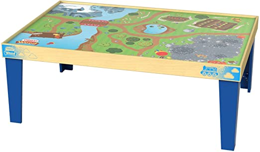 Fisher-Price Thomas & Friends Wood Playtable, Playsets - Amazon Canada