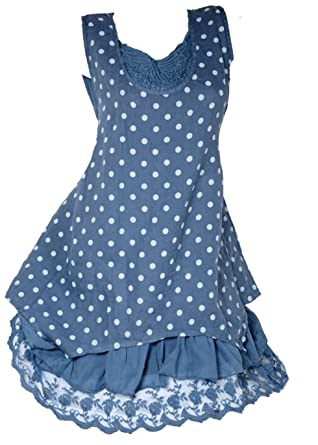 Kleid 48 spitze