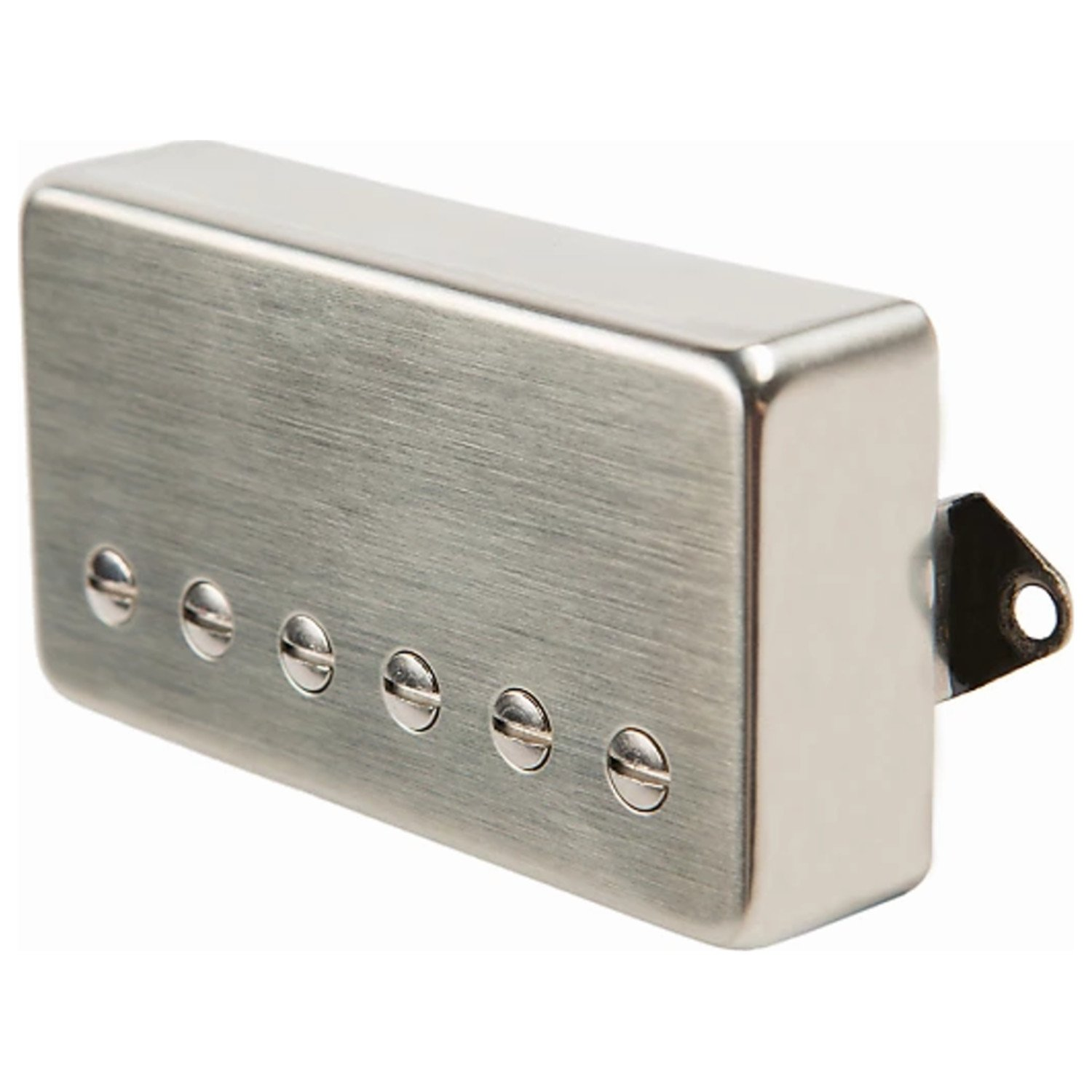 Suhr Doug Aldrich Single Screw Hot Humbucker Pickup Neck Raw Nickel by Suhr