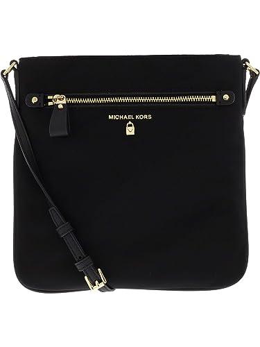 ae555ff81233 MICHAEL Michael Kors Women's Kelsey Bag, Black, One Size: Handbags ...
