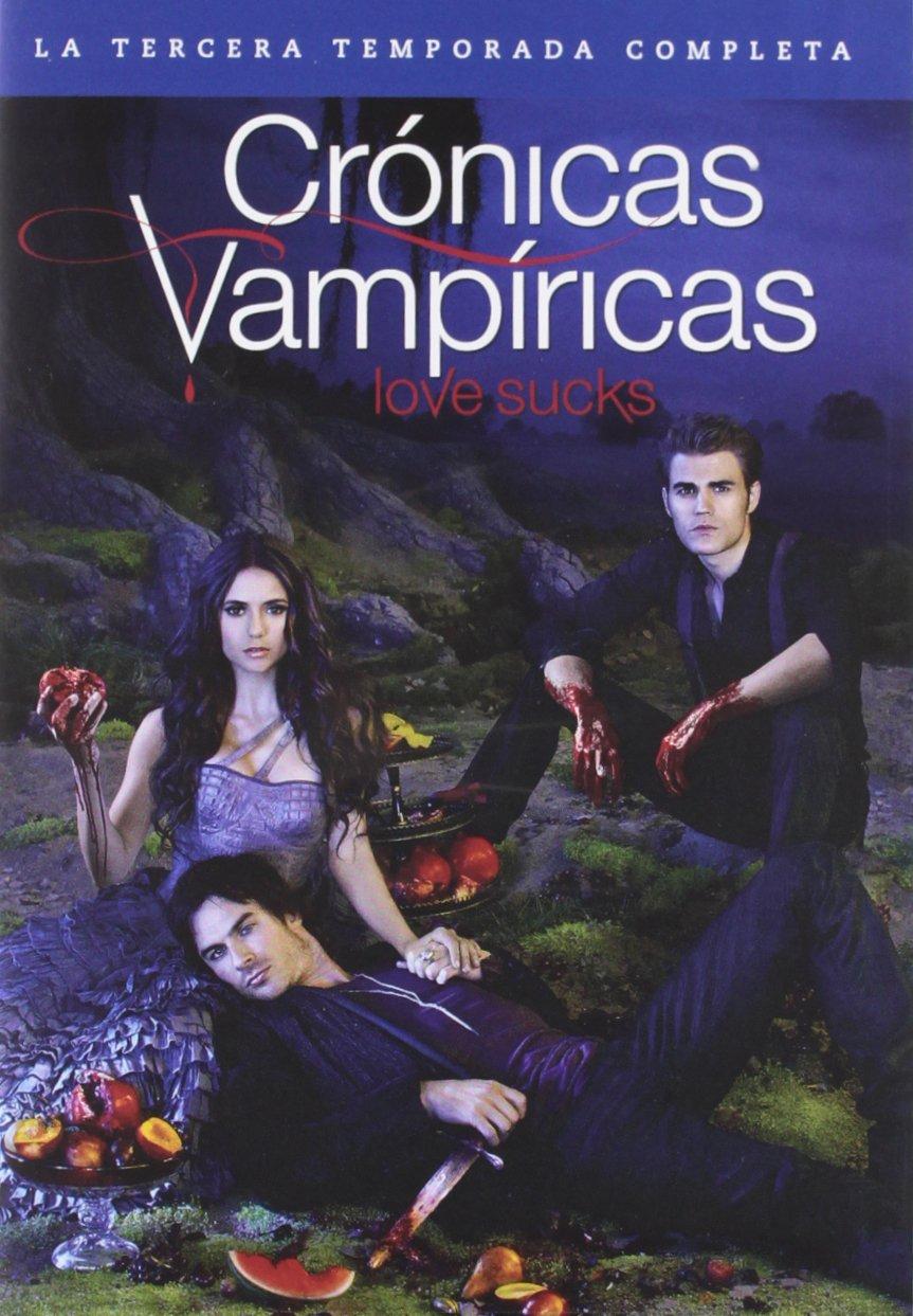 Cronicas Vampiricas Temporada 3 [DVD]: Amazon.es: Ian Somerhalder ...