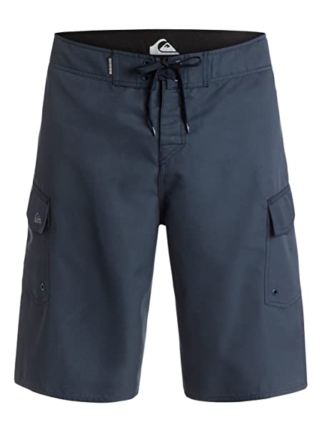 Amazon.com: Quiksilver Mens Manic 22 Navy Blazer Boardshort ...