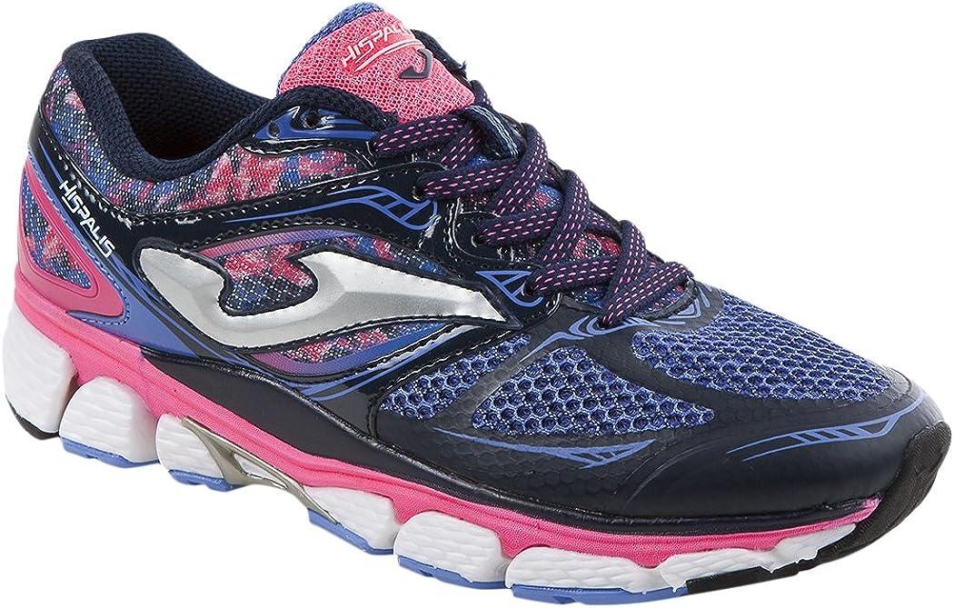 Joma Hispalis Lady Zapatillas de Running, Mujer: Amazon.es ...