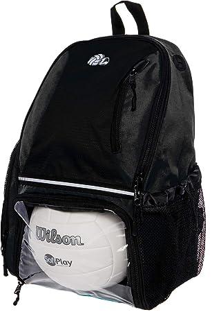 Amazon.com: LISH - Mochila de voleibol, bolsa de deporte ...