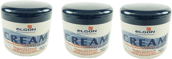 Elgon - Crema Rigenerante - bálsamo seca 500ml cabello ...