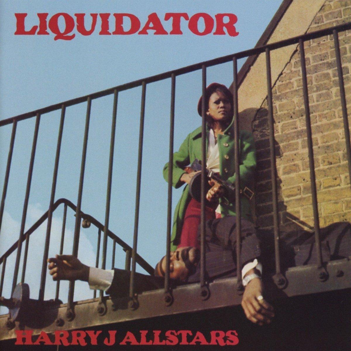 CD : Harry J Allstars - Liquidator (Expanded Version, United Kingdom - Import)
