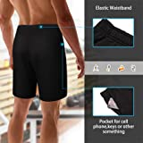 TAILONG Quick Dry Running Shorts Workout Exercise