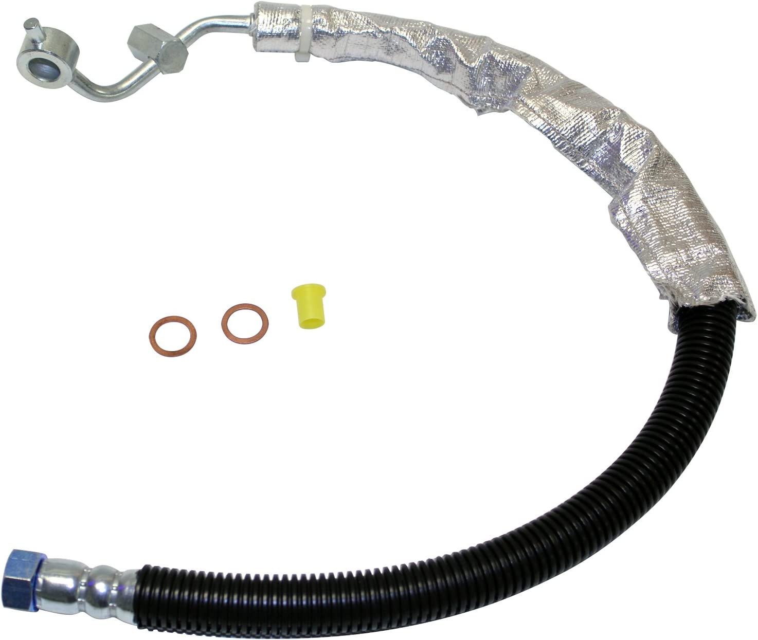 Plews /& Edelmann Edelmann 80935 Power Steering Pressure Line Hose Assembly