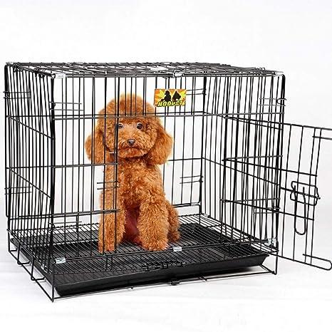 FELICIOO Perros Grandes, medianos y pequeños, jaulas para Perros ...