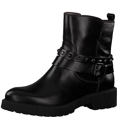 Tamaris Damen Biker Boots 25480 31frauen Stiefelstiefelette