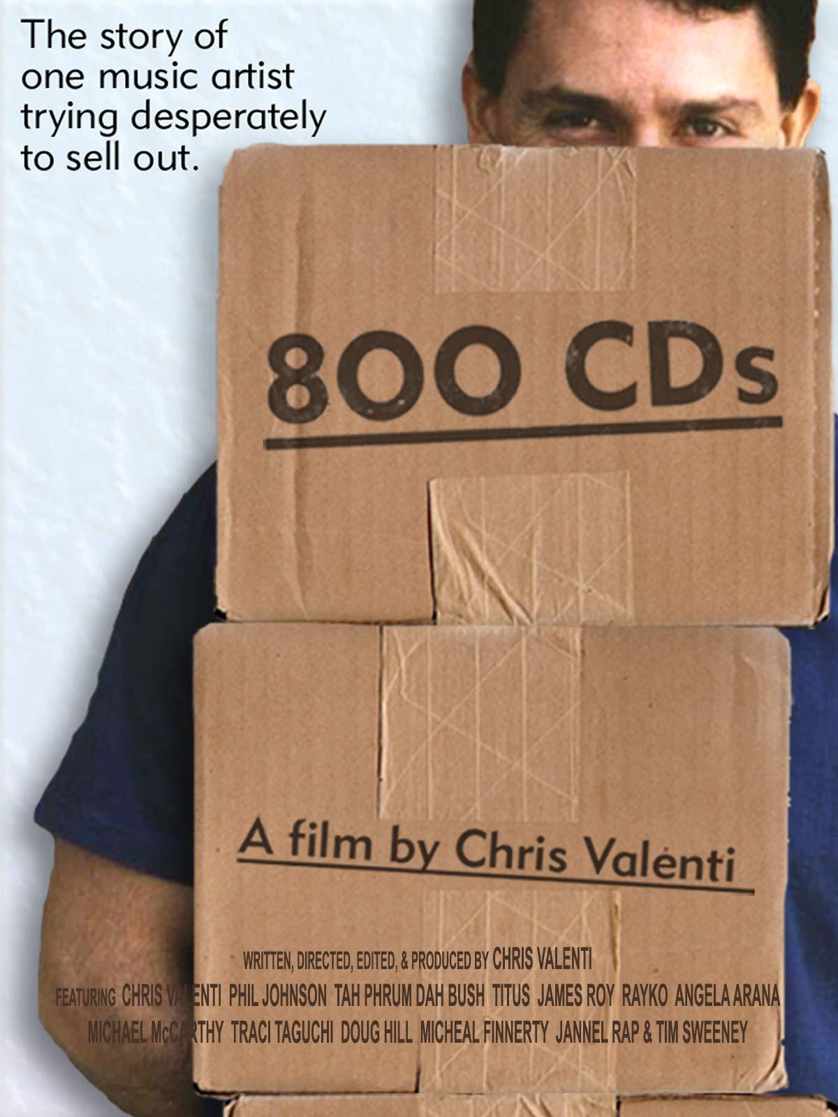 800 CDs